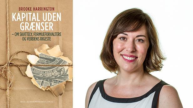 Kapital uden grænser - Brooke Harrington