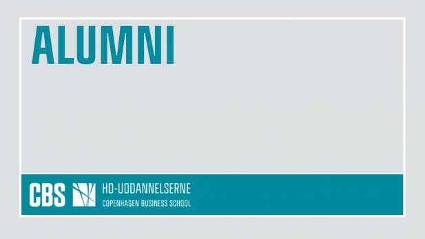 HD Alumni