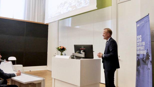 Inaugural lecture