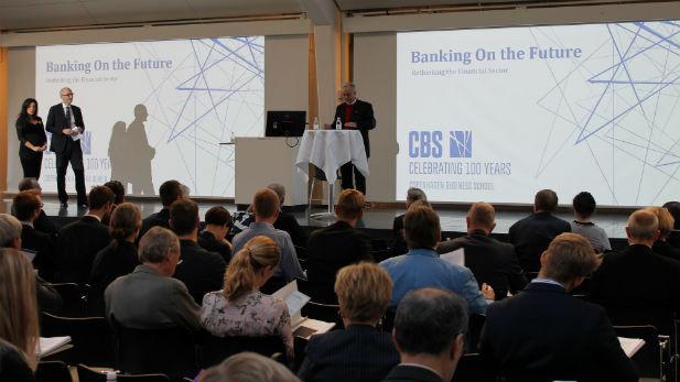 Per Holten-Andersen - Presidant of Copenhagen Business School