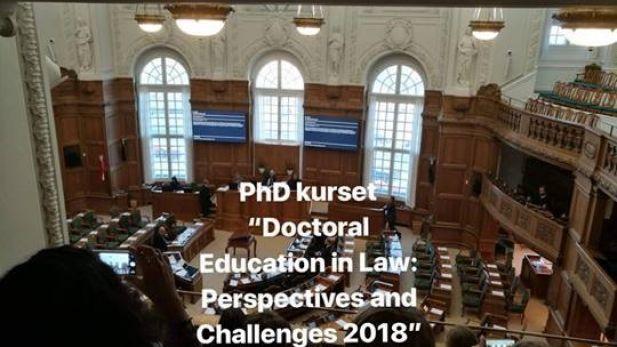 PhD kursus