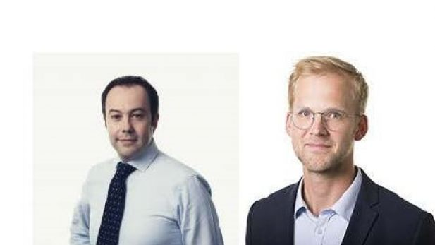 HP picture of Citi and Olav