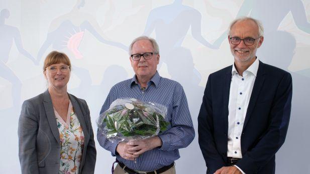 Robert Kauffman, Helle Zinner Henriksen, Søren Hvidkjaer
