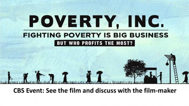Poverty, inc. at Copenhagen Business School 1