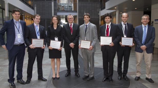 Top Finance Graduate Award Winners 2013