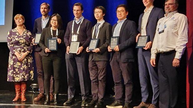 Early career award, Till winkler, xiao xiao, ICIS, AIS