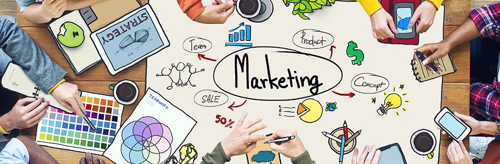 Planlægning af markedføringsstrategi