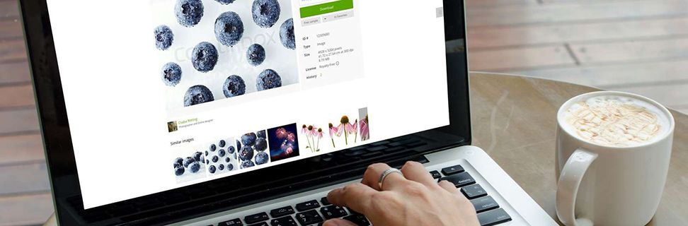 Colourbox - new image database for students and staff at CBS