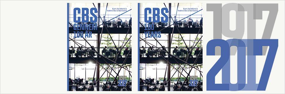 Ny bog om CBS' 100 års historie - Billede fra Gads Forlag