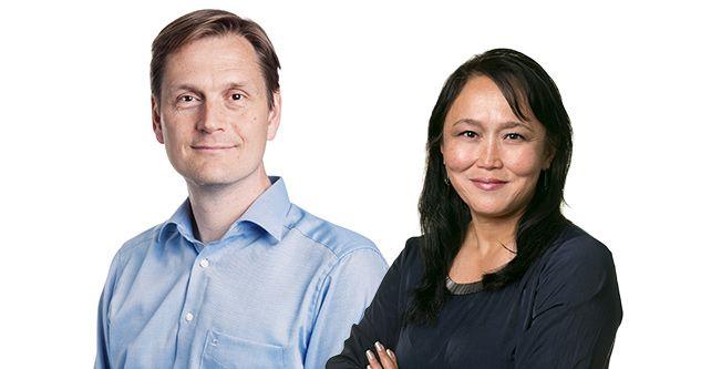Michael Mol & Dana Minbaeva
