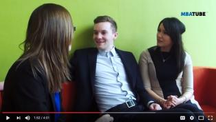 Copenhagen MBA students 2016 interviewed by MBA Tube