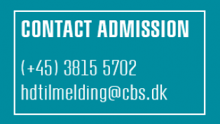 Graduate diploma in business administration