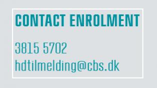 Contact enrolment