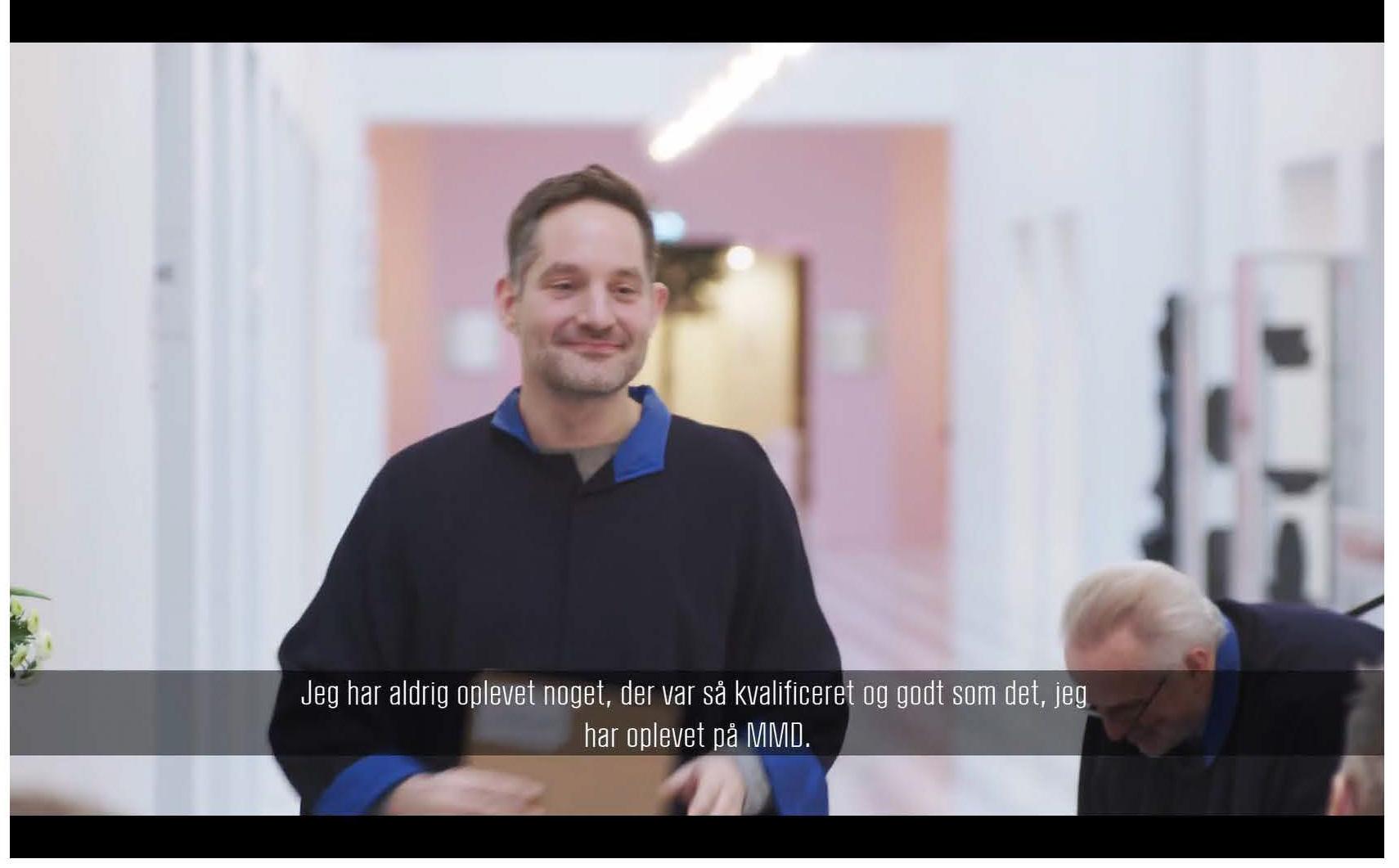 Eske Vinther-Jensen; MMD 2018