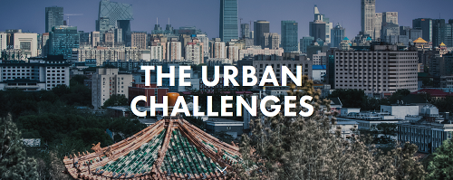 URBAN CHALLENGES WEBSITE
