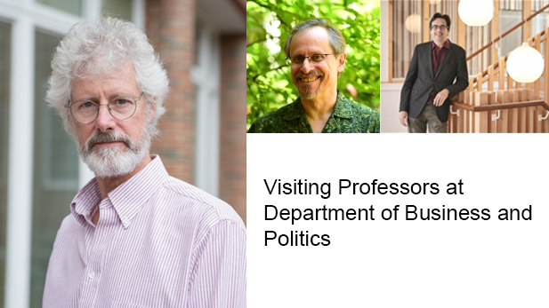 Visiting Professors at DBP