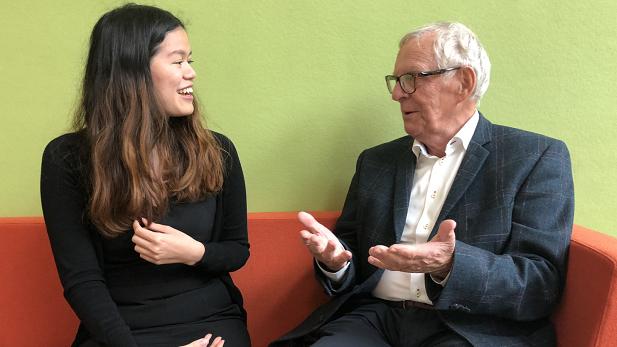 Waldemar Schmidt CBS MBA scholarship 2018