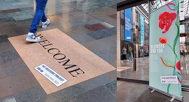 Velkommen alle sammen